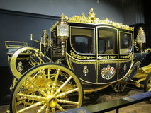 The Diamond Jubilee State Coach Royalty Free Stock Images