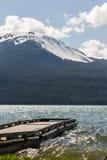 Diamond Lake, Oregon stockfotos