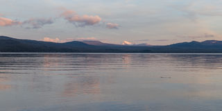 Diamond Lake, Oregon Imagen de archivo