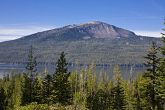 Diamond Lake, Oregon, USA Royalty Free Stock Photography