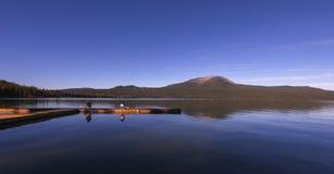 Diamond Lake Royalty Free Stock Image