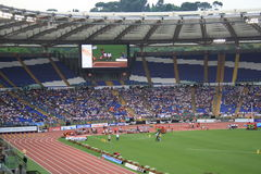 Diamond League 2011 stock image