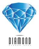 Diamond Logo illustration de vecteur