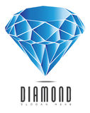 Diamond Logo Stock Images