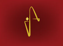 Diamond Logo Design Stock Images