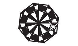 Diamond Logo Design Template illustration libre de droits