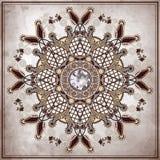 Diamond luxury background Royalty Free Stock Photo