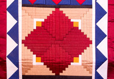 Diamond Material Tapestry Stock Image