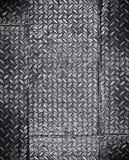 Diamond metal background Stock Photography
