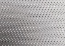 Diamond metal background Stock Images