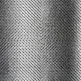 Diamond metal plate Stock Photos