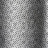 Diamond metal plate royalty free illustration