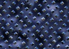 Diamond Metal Plate Texture Royalty Free Stock Image
