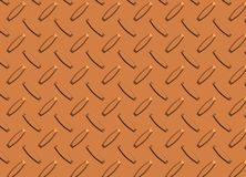 Diamond Metal plate texture. Abstract Diamond Metal plate texture vector illustration