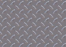 Diamond Metal plate texture Royalty Free Stock Image