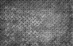 Diamond metal texture background Stock Images