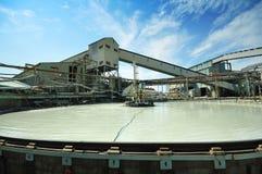 Diamond mine thickener Stock Photography