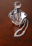 Diamond Necklace Stock Photos