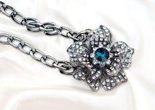 Diamond Necklace fotografía de archivo