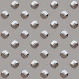 diamond płytki Fotografia Stock