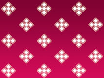 Diamond pattern Stock Photography