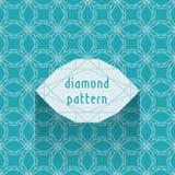 Diamond Pattern Fotografía de archivo libre de regalías