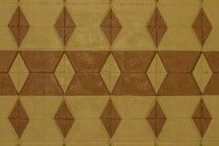 Diamond Pattern Background Fotos de archivo libres de regalías