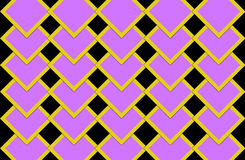 Diamond Pattern Background Photo libre de droits