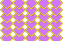 Diamond Pattern Background Image stock