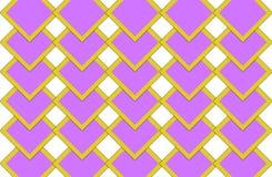 Diamond Pattern Background Image stock