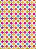 Diamond Pattern Bold Imagenes de archivo