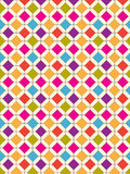 Diamond Pattern Bold Stock Images