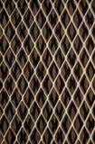 Diamond Pattern Caged Window - Newport mala - Newport, Kentucky Royaltyfria Bilder