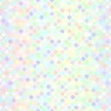 Diamond Pattern Fond sans couture de gradient de vecteur Photographie stock libre de droits