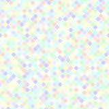 Diamond Pattern Fond sans joint de vecteur Image libre de droits