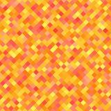 Diamond Pattern Fond sans joint de vecteur Photo libre de droits
