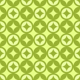 Diamond pattern green vector graphic design abstraction Royalty Free Stock Photos