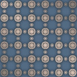Diamond pattern royalty free stock photos