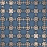 Diamond pattern Royalty Free Stock Photos