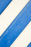 Diamond pattern in national colors blue and white for Bavaria Royalty Free Stock Image