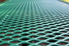 Diamond Pattern Picnic Table Photos stock