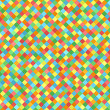 Diamond pattern. Seamless vector background Royalty Free Stock Images