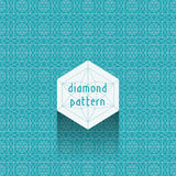 Diamond pattern stock images