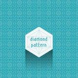 Diamond pattern Stock Images