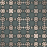 Diamond pattern Royalty Free Stock Photography