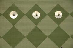 Diamond Pattern Wall. Abstract diamond pattern on brick wall Stock Photography