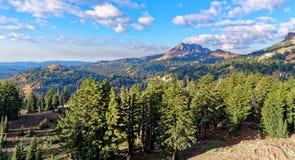 Diamond Peak, Kalifornien stockfotos