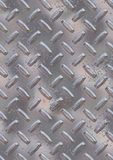 Diamond Plate. Computer generated diamond plate royalty free illustration