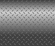 Diamond plate. Illustration of diamond plate pattern design Royalty Free Stock Photography