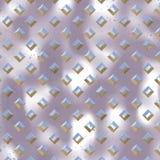 Diamond plate. 3d diamond plate metal seamless surface background texture stock illustration
